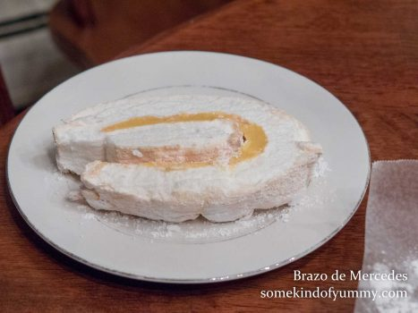 An After-Christmas Day Brazo de Mercedes
