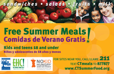 Connecticut No Kid Hungry Campaign