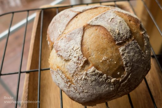 Yummy Experiment #6: Boule