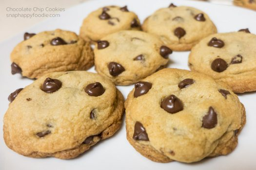 Yummy Experiment #17: Chocolate Chip Cookies