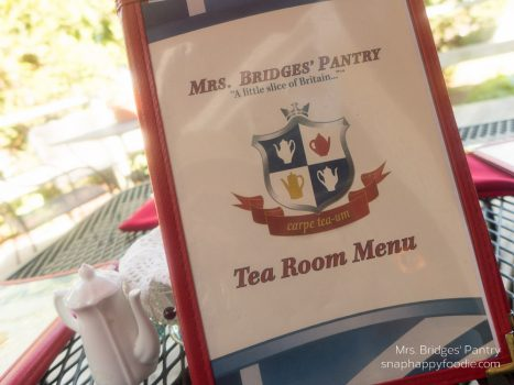Eating Out: Mrs. Bridges' Pantry | Woodstock, CT