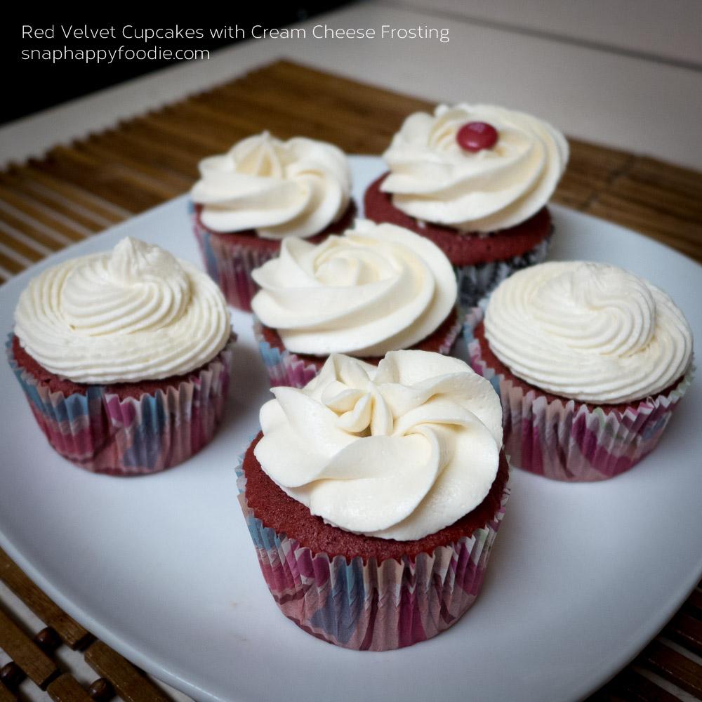 how to make red velvet frosting