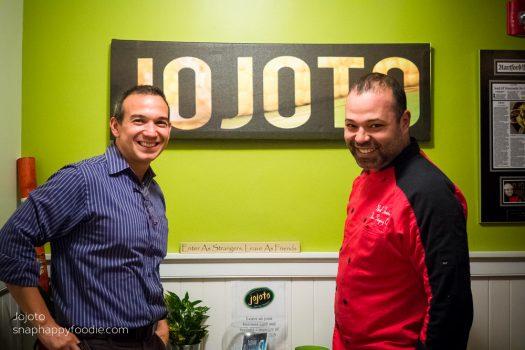 Eating Out: Jojoto | Branford, CT