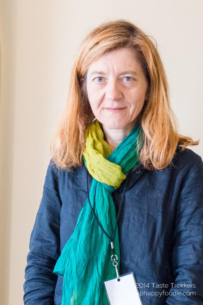 Thei Zervaki, Food Writer and Journalist