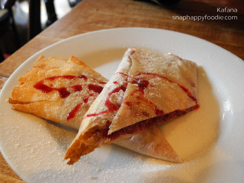 Pita sa Visnjama - sour cherry pie
