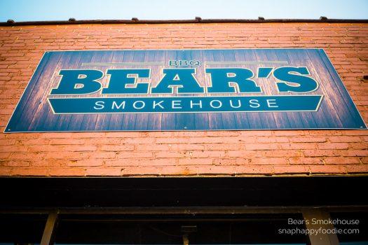 Eating Out: Bear's Smokehouse   Hartford, CT