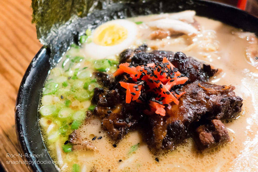 Oxtail Ramen from Roc-N-Ramen