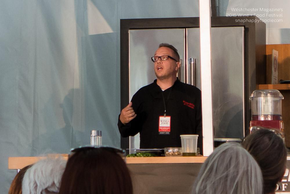 Mr. Bruno DiFabio of Amore Cucina and Bar