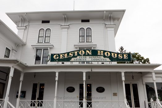 Eating Out: Gelston House Restaurant | East Haddam, CT