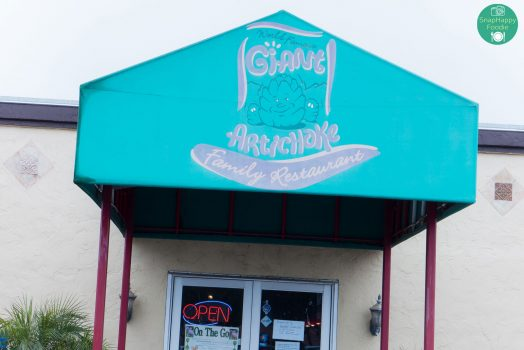 Eating Out: Giant Artichoke Restaurant   Castroville, CA