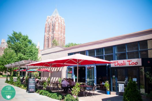 Eating Out: Thali Too | New Haven, CT