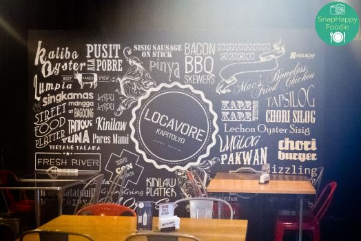 Eating Out: Locavore | Kapitolyo, Pasig City, Philippines