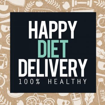 Food Finds: Happy Diet Delivery | Quezon City, Philippines
