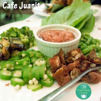 Eating Out: Cafe Juanita | Kapitolyo, Pasig City, Philippines