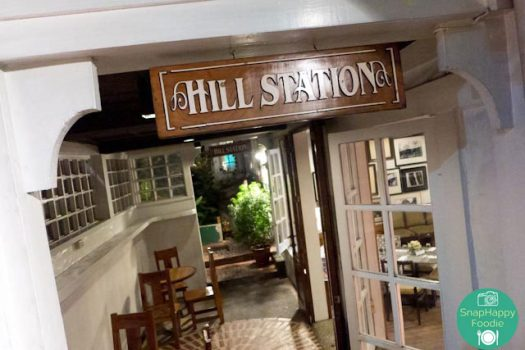 Eating Out: Hill Station | Baguio City, Benguet, Philippines