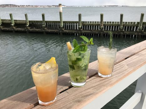 The Scoop: Shell & Bones Oyster Bar Releases New Brunch Cocktail Menu