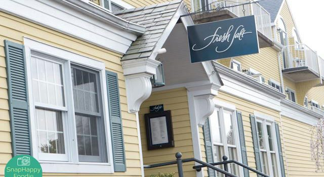 Eating Out: Fresh Salt @ Saybrook Point Inn and Spa | Old Saybrook, CT
