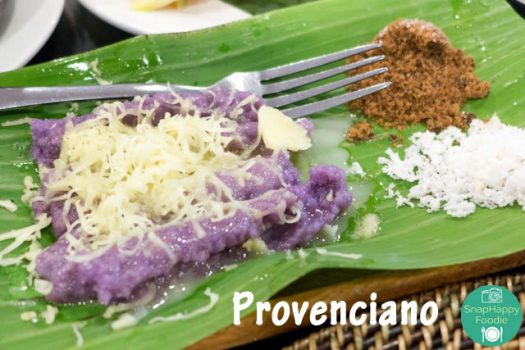 Eating Out: Provenciano | Quezon City, Philippines