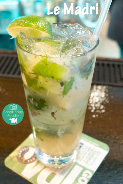 Le Madri Mojito from Le Madri, Bethel CT