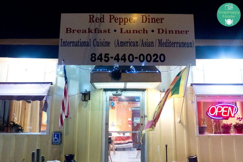Red Pepper Diner, Wappingers Falls, NY