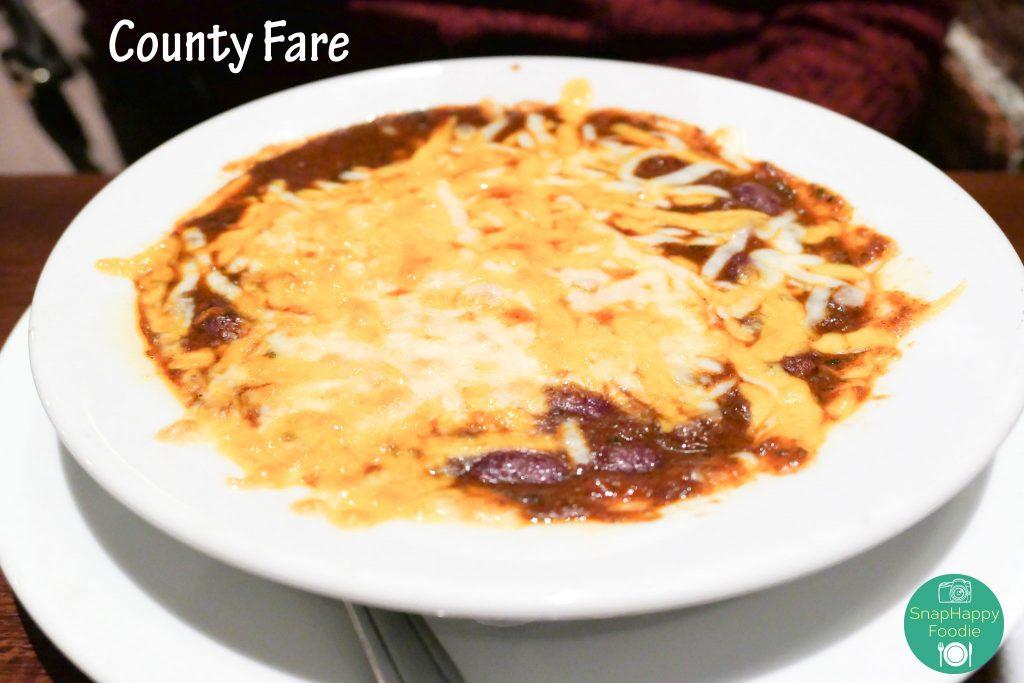 County Fare Homemade Chili