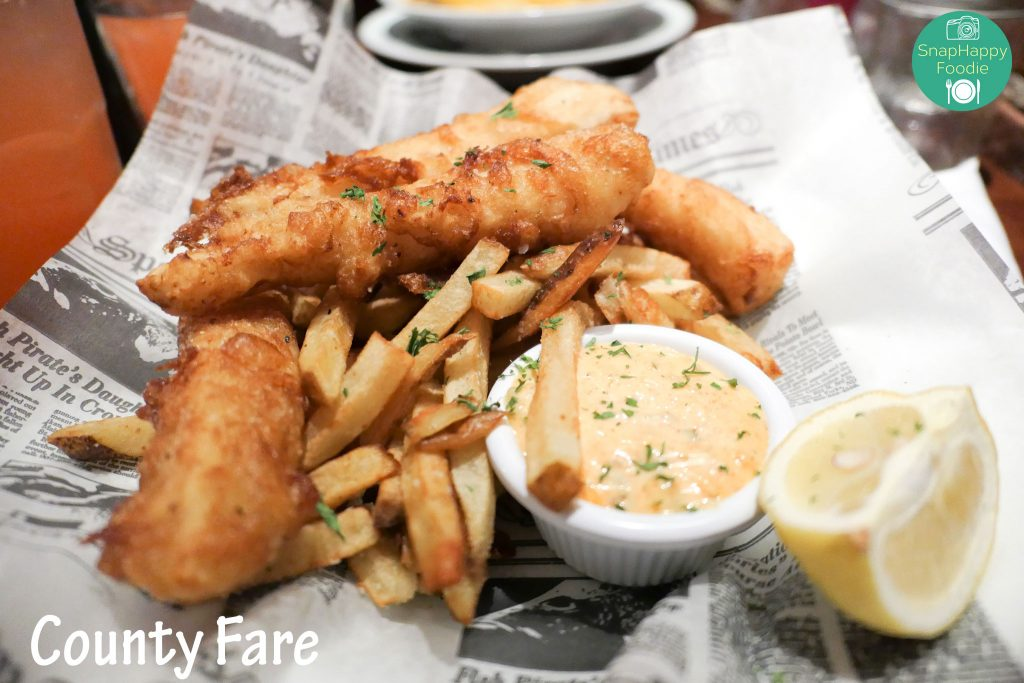County Fare Fish and Chips