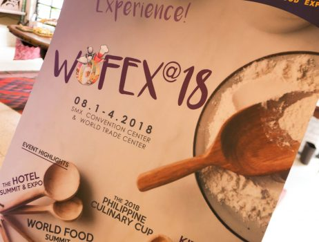The Scoop: World Food Expo (WOFEX) turns 18!