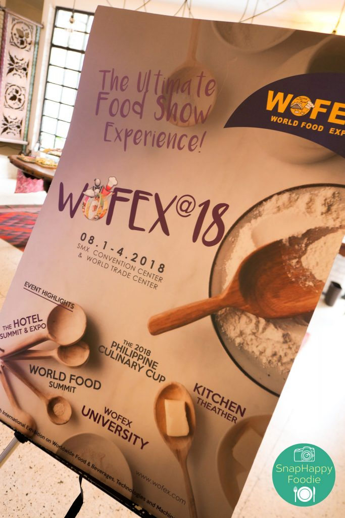 2018 World Food Expo (WOFEX)