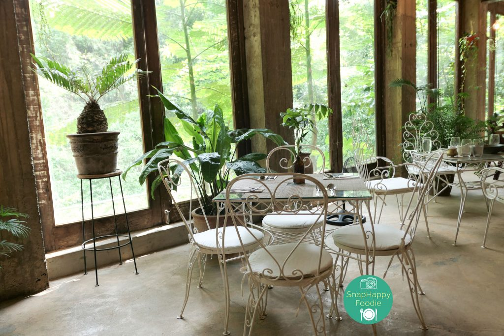 Burrow Cafe at Antipolo Beehouse