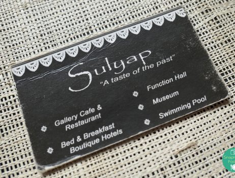 Eating Out: Sulyap Gallery Cafe | San Pablo City, Laguna, Philippines