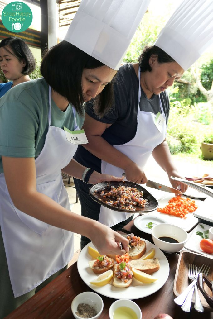 WWF Philippines - Savour Planet Tagaytay - Cooking with a Purpose