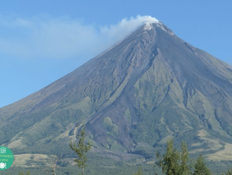 SnapHappy Foodie goes to Albay, Philippines for Mayon Volcano