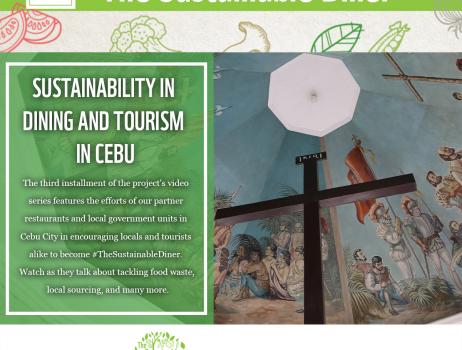 #TheSustainableDiner: Cebu City's Efforts in Sustainable Dining