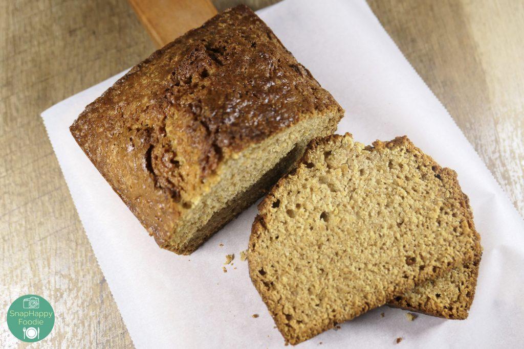 SnapHappy Foodie Apple Bread