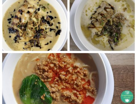 Food Finds: Mendokoro Ramenba's Take Home Ramen Kits