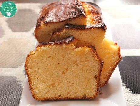Yummy Experiment #57: Lemon Bread