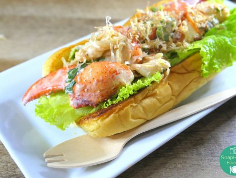 Food Finds: Lobster Rolls from Deep Sea Eats | Quezon City, Philippines