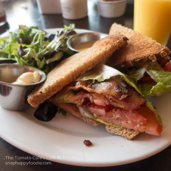 Eating Out: The Tomato Cafe | Fishkill, NY