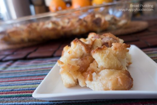 Yummy Experiment #25: Bread Pudding