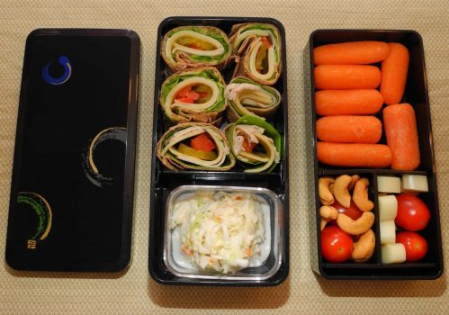 My 1st bento attempt