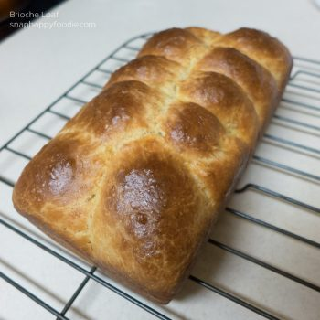 Yummy Experiment #26.1: Brioche Loaf