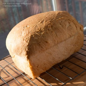 Yummy Experiment #23: Soft American-Style White Bread