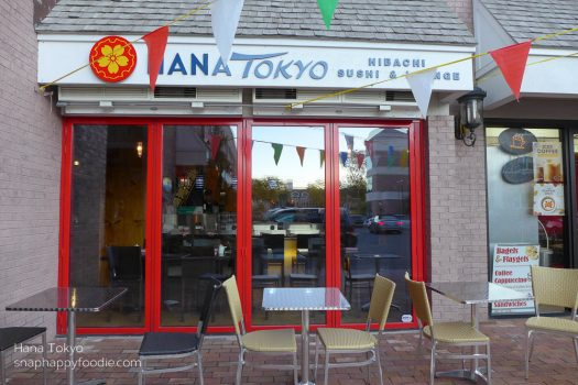 Eating Out: Hana Tokyo | Fairfield, CT