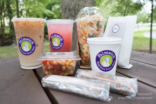 Eating Out: Palmwich | Darien, CT