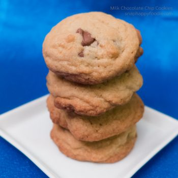 Yummy Experiment #43: Milk Chocolate Chip Cookies