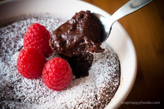 Yummy Experiment #45: Decadent Chocolate Soufflé
