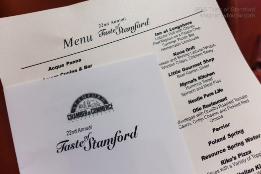 The Aftermath: 22nd Annual Taste of Stamford (Part 1) | Stamford, CT