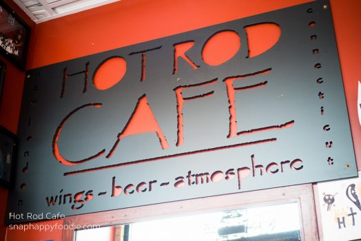 Eating Out: Hot Rod Cafe   New London, CT