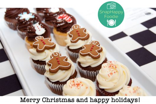 Merry Christmas from SnapHappy Foodie!