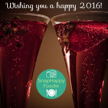 Happy New Year from SnapHappy Foodie!